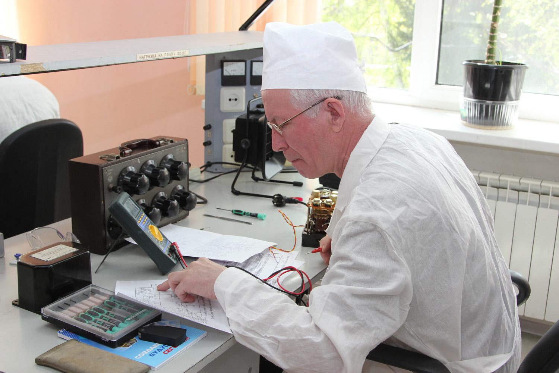 Слесари ООО «Прибор-Сервис» подтвердили высокую квалификацию